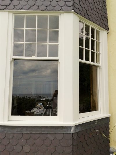 Step 5 - A beautiful period window restoration by Impressions Painting and Decorating in Killiney