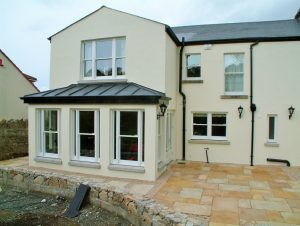 What is the right weather to paint the exterior of a house blog by Impressions Painting and Decorator