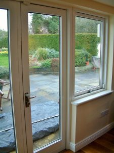 How to paint double glazed Velux type windows by Impressions Painters and Decorators in Glenageary