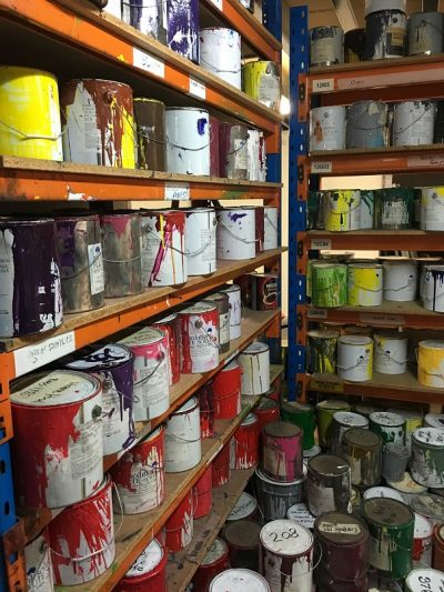 Mixing paint colours and generic paints blog by Impressions Painting and Decorating