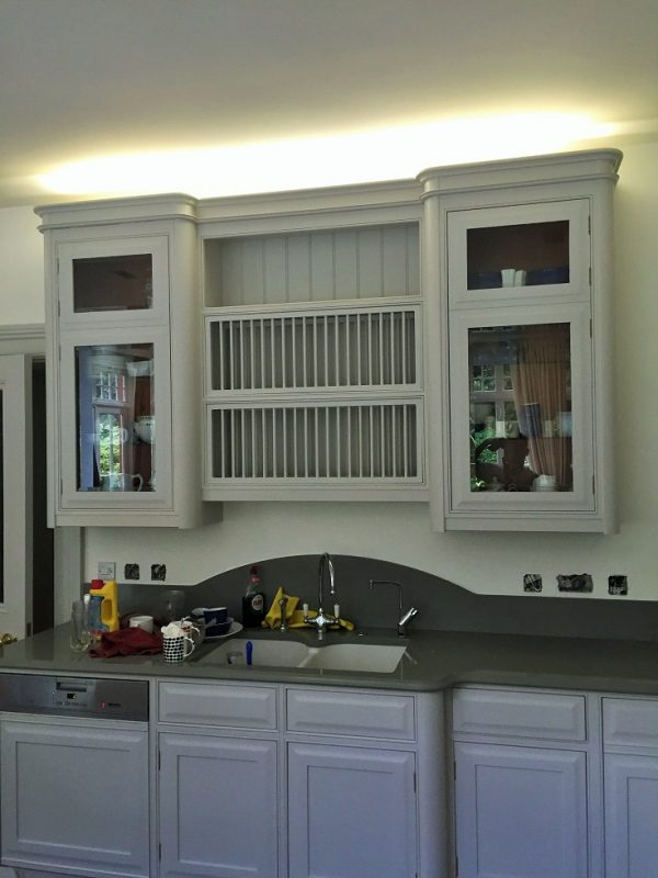 Hand painted kitchen Impressions Painters and Decorators in Stillorgan
