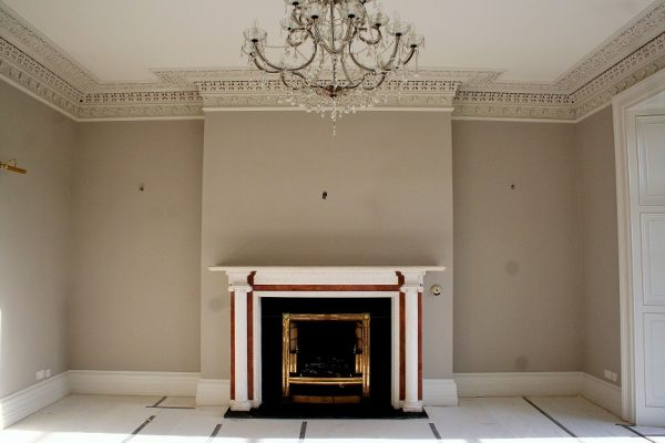 Period house restoration painters and decorators Impressions Painters and Decorators