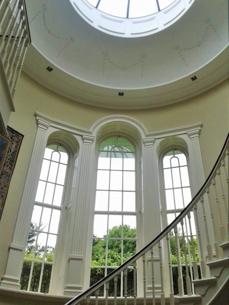 Period house windows painting and restoration by Impressions Painting and Decorating