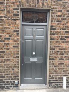 Step 5 - How to paint a hardwood front door and get the perfect finish by Impressions Painting and Decorating