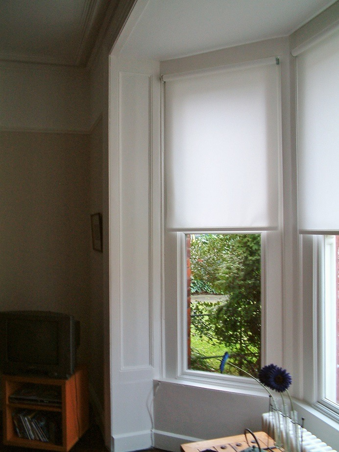 After photo of period window painting and restoration in Ranelagh by Impressions Painting and Decorating