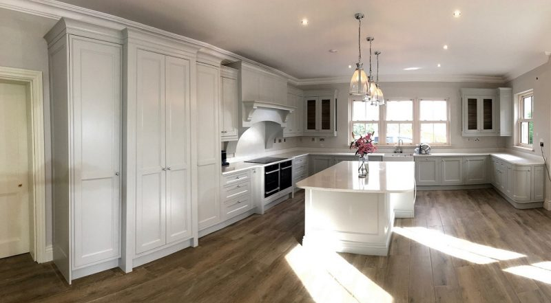 Why get a hand-painted kitchen by Impressions Painters and Decorators in Meath