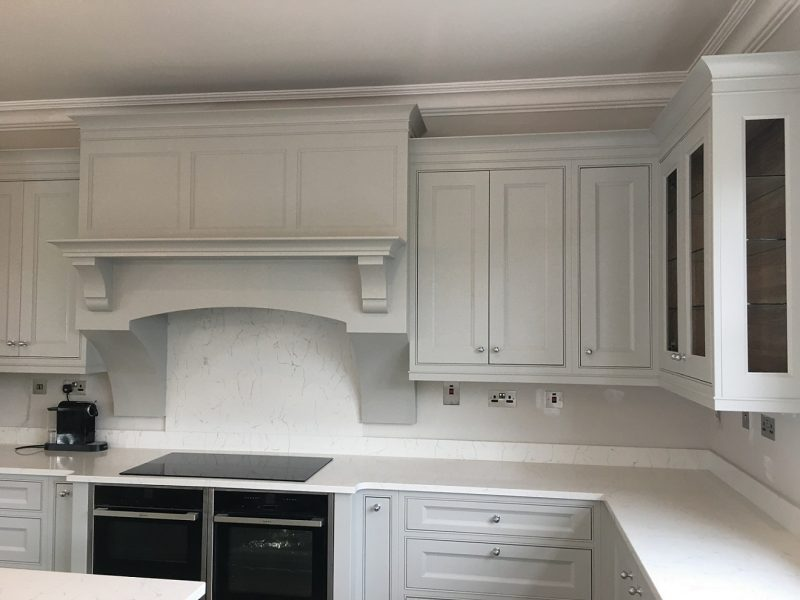 Why get a hand-painted kitchen by Impressions Painters and Decorators in Meath and examples