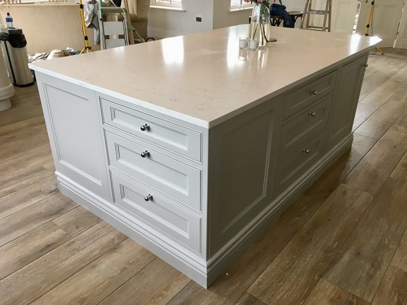 Why get your kitchen hand-painted by Impressions Painters and Decorators in Meath