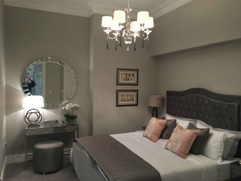Bedroom Painting and Decorating and Wallpapering by Impressions Painting and Decorating in Dublin