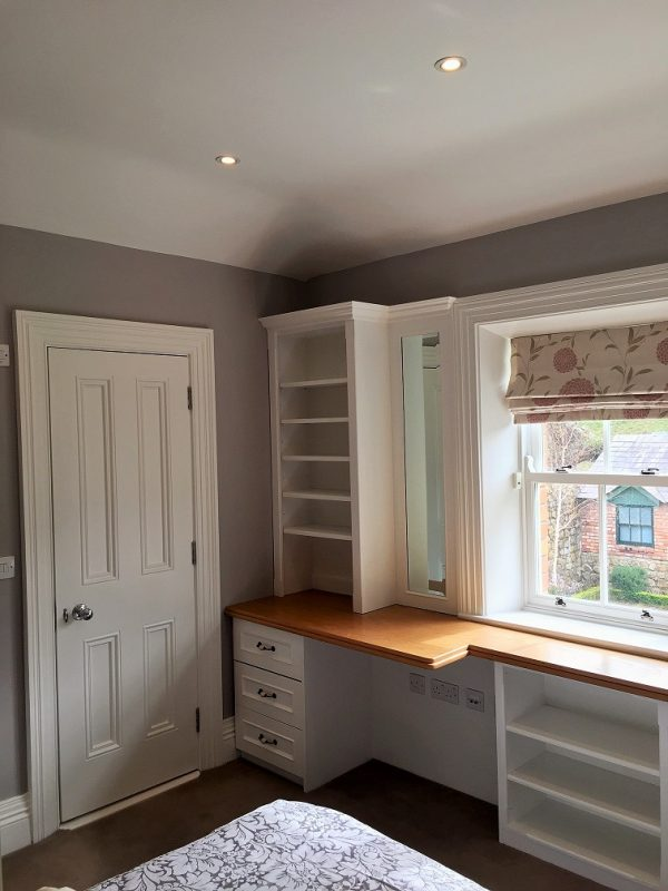 Expert bedroom furniture painters in South Dublin Impressions Painters and Decorators