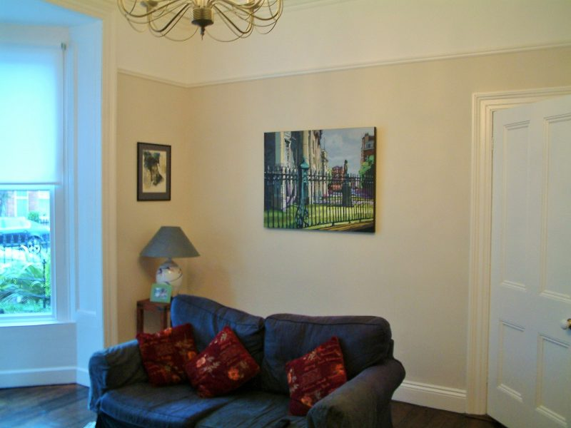 How to strip wallpaper blog by Impressions Painters and Decorators after photo