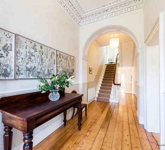 Impressions Painters and Decorators expert period house halls stairs and landings painters and decorators