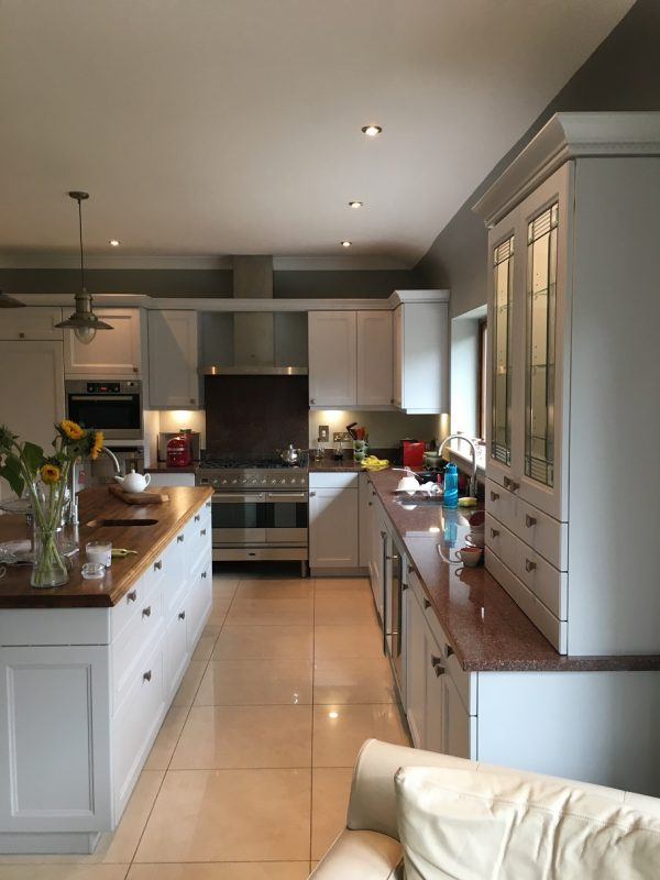 Kitchen painters and kitchen furniture painters Impressions Painters and Decorators in Dublin