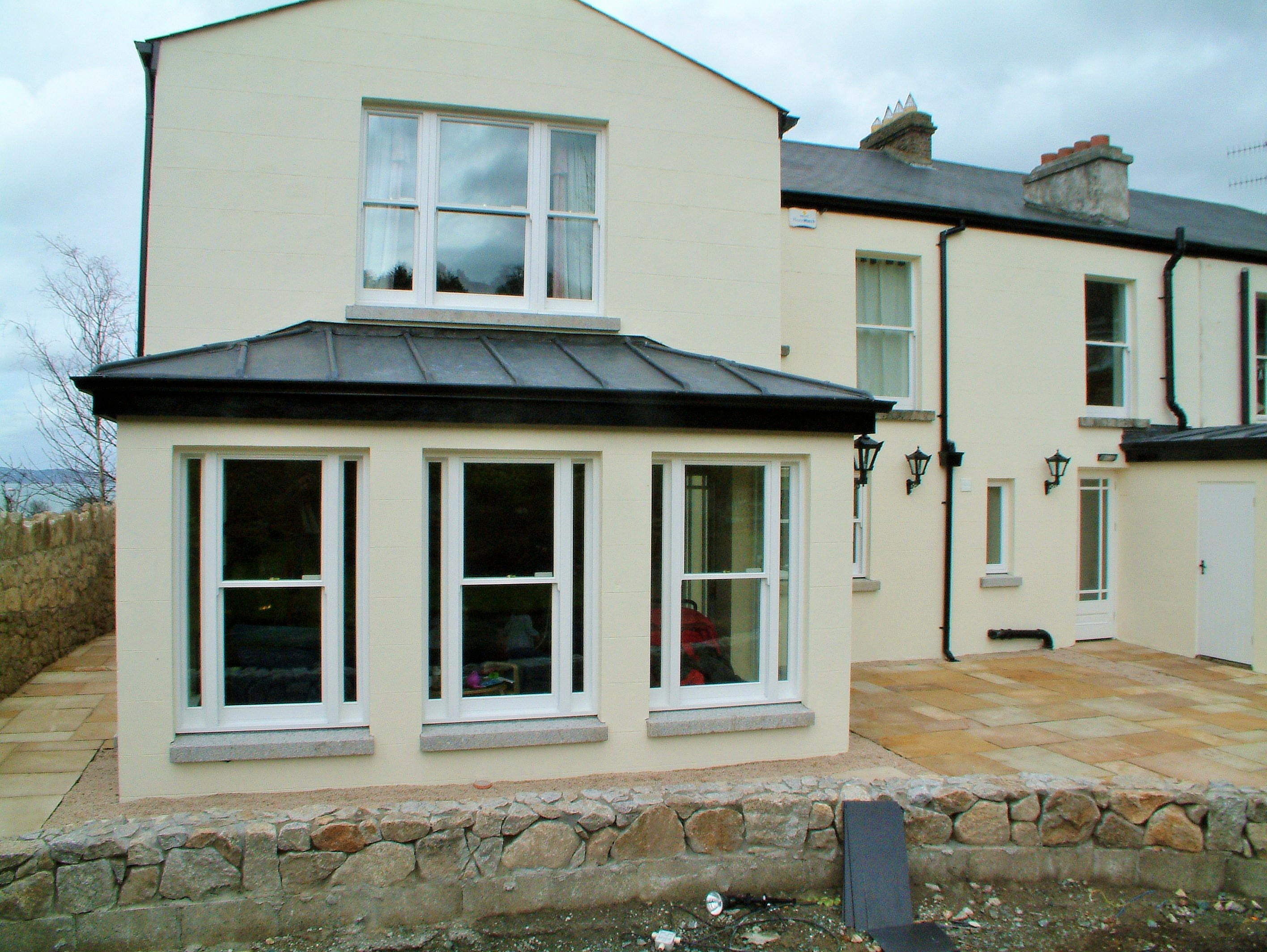 New and sash window painters and restorers Impressions Painting and Decorating in South Dublin