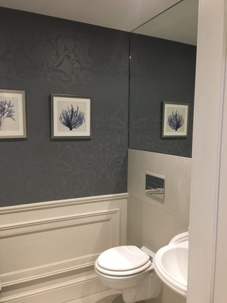 Period house bathroom furniture painters and restorers in South Dublin Impressions Painters and Decorators