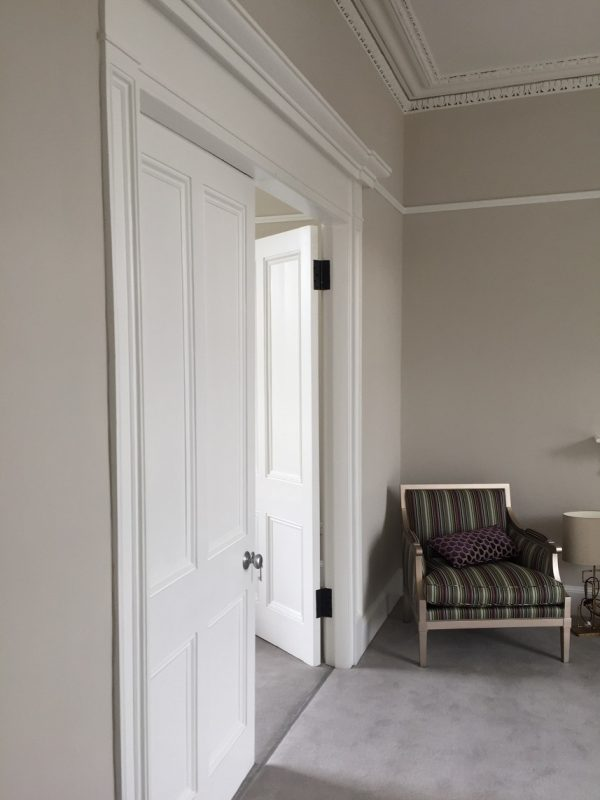 Corncicing painters in period houses by Impressions Painters and Decorators in Ranelagh