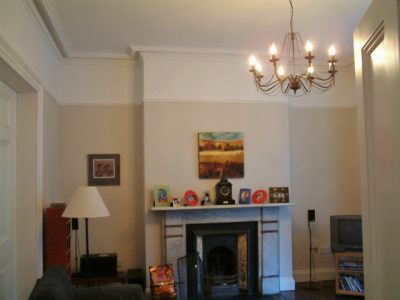 Fully painted and decorated room in Ranelagh by Impressions Painting and Decorating
