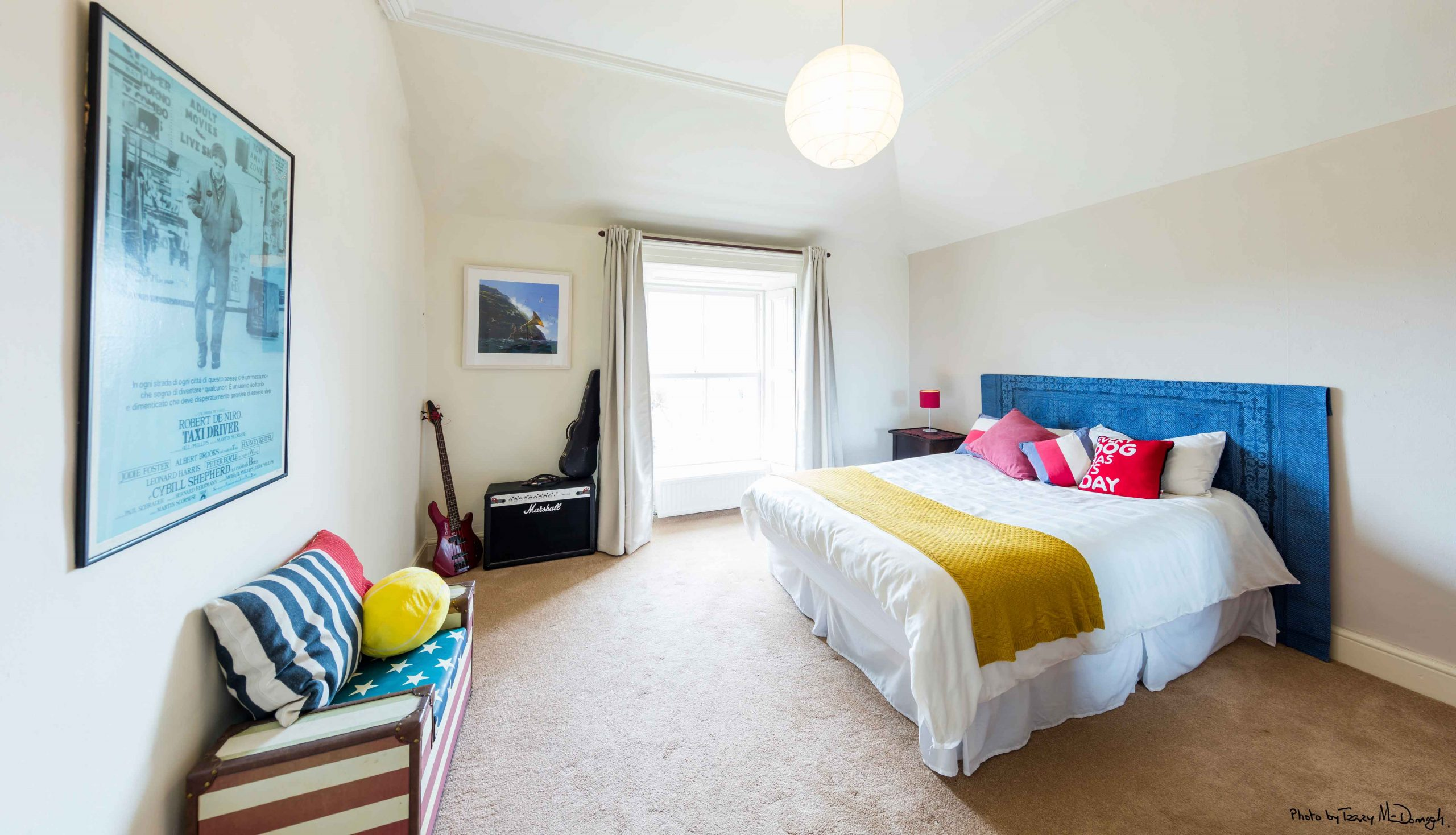 South Dublin Bedroom Painters and Decorators in Glenageary Painted by Impressions Painters and Decorators